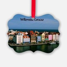 Willemstad Curacao Ornament
