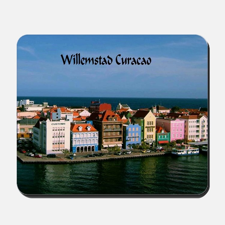 Willemstad Curacao Mousepad