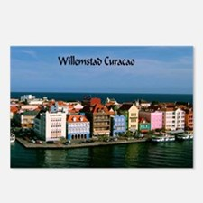 Willemstad Curacao Postcards (Package of 8)