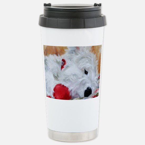 Drifting Off Stainless Steel Travel Mug