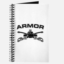 Armor Branch Insignia (BW) Journal