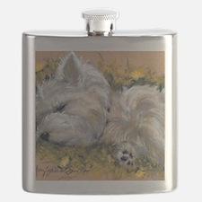 Beautiful Dreamer Flask