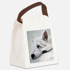 Like an Angel Canvas Lunch Bag