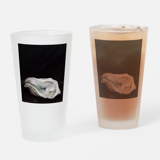 Charlie's Pearl Drinking Glass