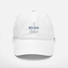 North Carolina - Baseball Baseball Cap