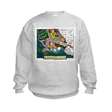 Kids - The Nightmare Before Class-mas Sweatshirt