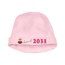 Class of 2031 Future Graduate baby hat