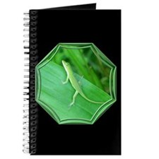 Green Lizard Black Journal