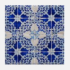 Portuguese Azulejos Tile Coaster
