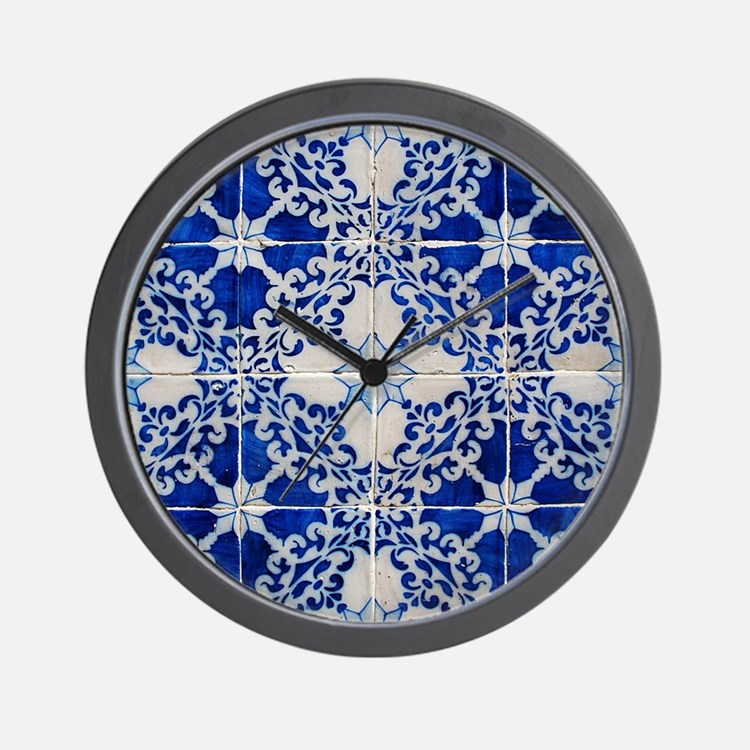 Ceramic Tile Clocks Ceramic Tile Wall Clocks Large