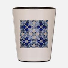 Portuguese Azulejos Shot Glass