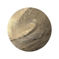 "Ocean Wave 3.5"" Button"