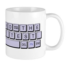 I Failed the Turing Test Mug