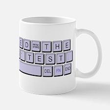 I Failed the Turing Test Mug