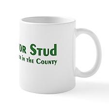 JD Tractor Stud Mug