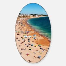Albufeira beach Decal