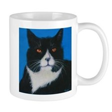 Sir Walter Blue Mug