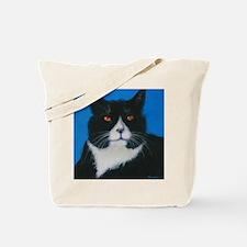 Sir Walter Blue Tote Bag