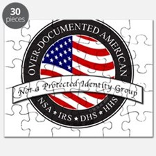 Over-Documented American large Puzzle