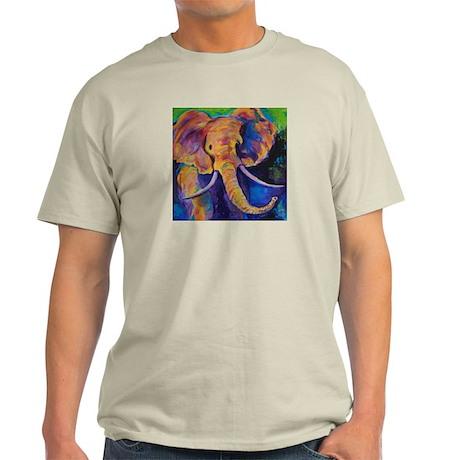 Happy Elephant Light T-Shirt