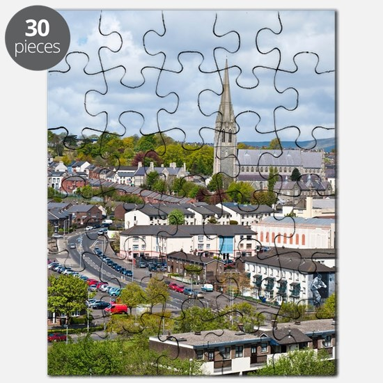 St Eugene's Cathedral Puzzle