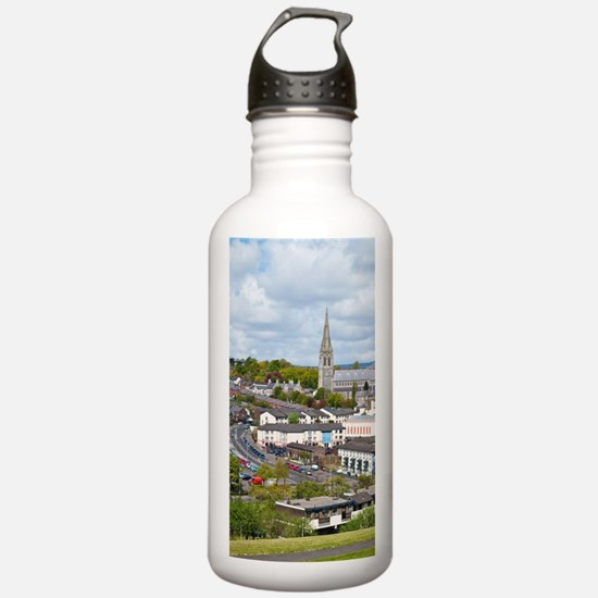 St Eugene's Cathedral Water Bottle
