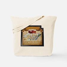 Golden Mile Tote Bag