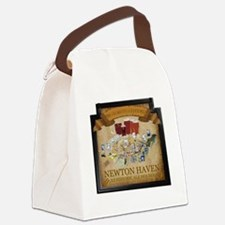 Golden Mile Canvas Lunch Bag
