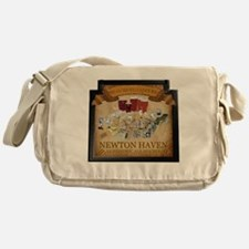 Golden Mile Messenger Bag
