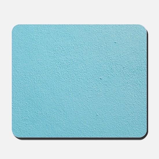 Blue wall Mousepad