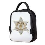 San Bernardino Sheriff Anniversary Badge Neoprene
