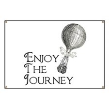 Enjoy the Journey Banner