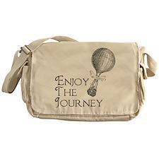 Enjoy the Journey Messenger Bag