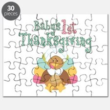 Babys 1st Thanksgiving Puzzle