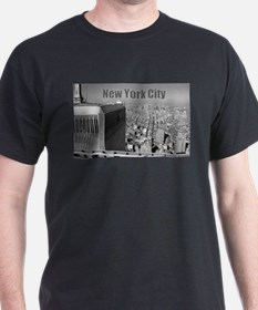 Twin Towers WTC New York City T-Shirt