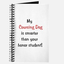 My Coursing Dog is smarter... Journal