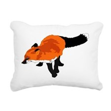 Sly Fox Rectangular Canvas Pillow