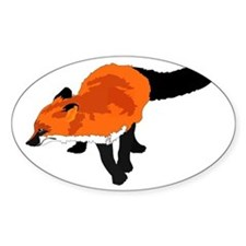 Sly Fox Decal