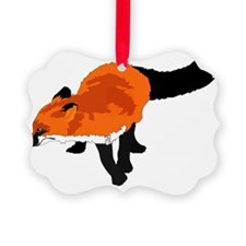 Sly Fox Ornament