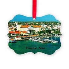 Orenjestad Aruba Ornament