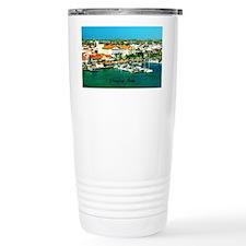 Orenjestad Aruba Travel Coffee Mug