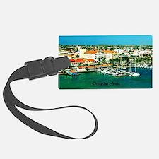 Orenjestad Aruba Luggage Tag
