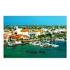 Orenjestad Aruba Postcards (Package of 8)