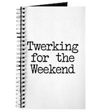 Twerking for the Weekend Journal