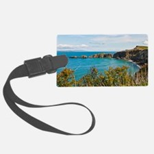Carrick-a-Rede Rope Bridge Luggage Tag