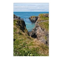 Carrick-a-Rede Rope Bridg Postcards (Package of 8)