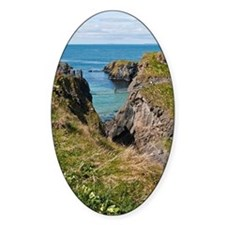 Carrick-a-Rede Rope Bridge Decal