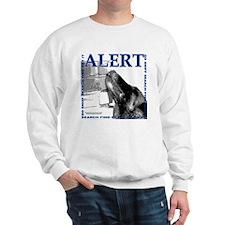 Belgian Malinois Alert Nose work Search Sweatshirt