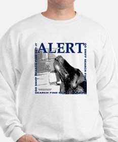 Belgian Malinois Alert Nose work Search Sweatshirt