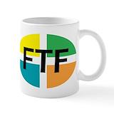 Geocache ftf Small Mugs (11 oz)